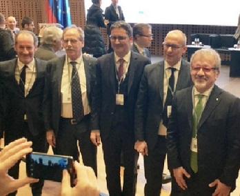 Eusalp debutta in Slovenia: Macroregione Alpina dell'Unione europea